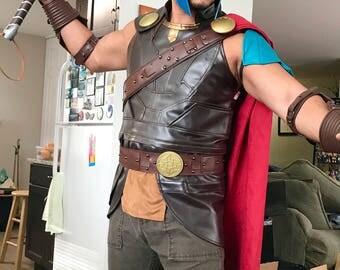 Thor Ragnarok Helmet Custom Fit Cosplay