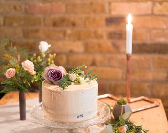 Copper centerpiece, Copper wedding decor, Rustic wedding copper, Heart candleholder, Industrial decor, Wedding gift, Rustic decor copper