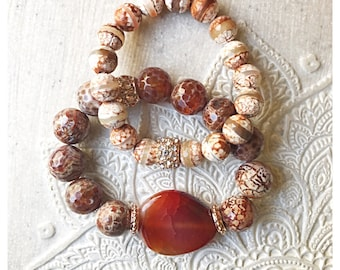 Fire Agate Passion