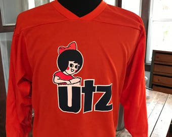 Philadelphia Flyers Youth Hockey Utz Jersey