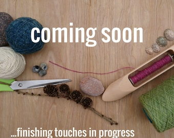 Coming soon - lovely handwoven products