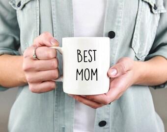 Best Mom Coffee Mug