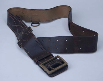 Leather Belt (1330-10-G1370)