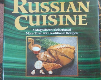 Classic Russian Cuisine , 1989 , Alla Sacharow