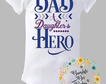 Dad, A Daughters Hero - Super Adorable!