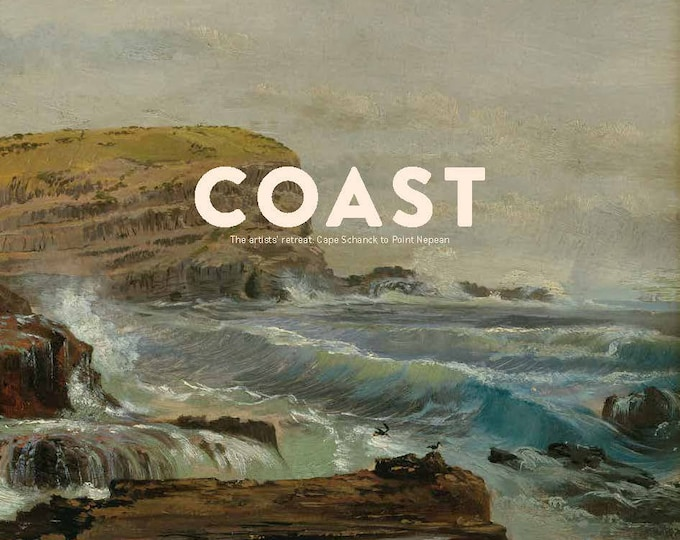 Coast: the artists' retreat catalogue