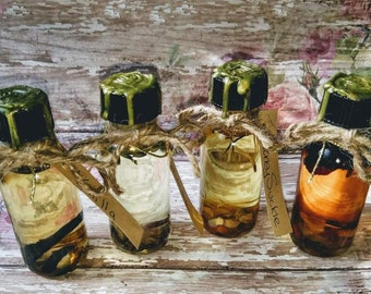 Handmade Perfume oil, Bath oil,Aromatherapy oil,Organic Perfume ,Essential oil Perfume, Rose Perfume, Honeysuckle Perfume, Lavender Perfume