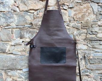 Leather Carpenter's Open