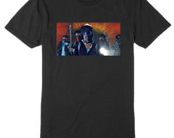 Stranger Things 2 -  Squad in the Upside Down Tunnels -  Toddler / Youth / Adult Unisex Printed T Shirt