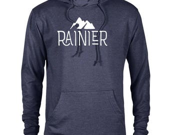 Mt. Rainier National Park Adventure Unisex Hoodie