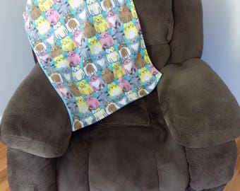 Cat Fleece Blanket - Pet Fleece Blanket