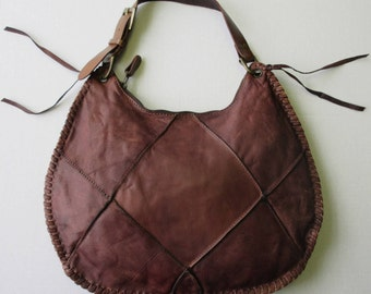 Antique Leather Bag