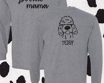 Poodle Shirt, Doodle Shirt, Shaggy Dog Shirt, Bernedoole Shirt, Goldendoodle Shirt, Sheep Dog Shirt, Poodle Mama Shirt