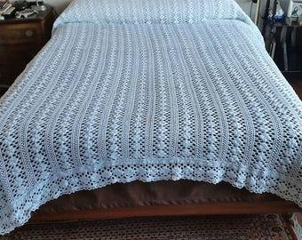Hand Crochet Quilt