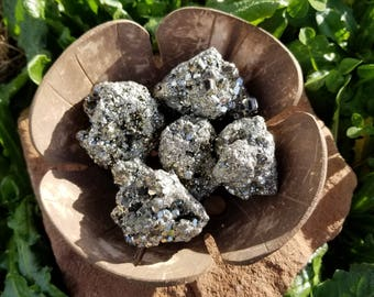 Pyrite - Rough, Raw, Natural form