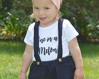 One in a Melon Toddler T shirt