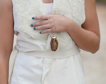 The Waco necklace