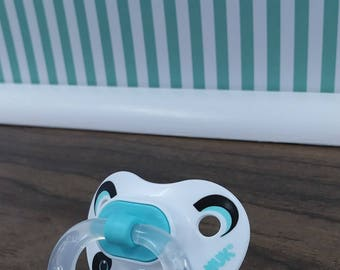 Reborn Pacifier, Reborn Magnetic Pacifier OR Reborn Putty Pacifier, NUK Magnetic Pacifier, Doll Pacifier, Reborn Babies, Ready to Ship!