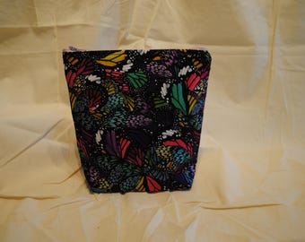 Makeup Bag - Butterflies