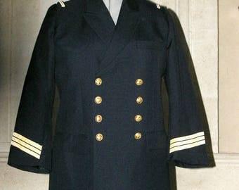 French Navy Captain's jacket