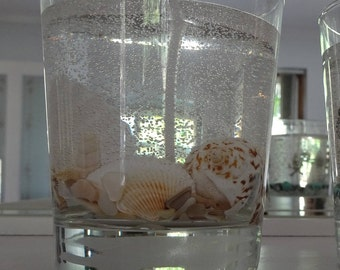 Shell Gel Candles