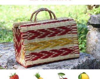El Camino red edition Portuguese Basket Bag
