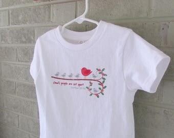 Girl's Set Apart T-shirt