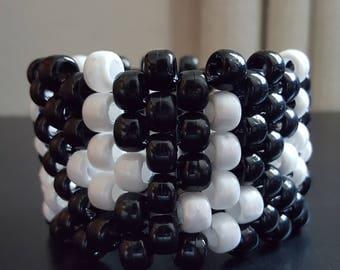 Cross Kandi Bracelet