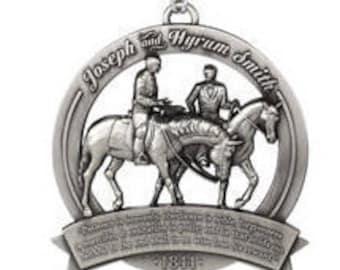 Joseph & Hyrum Smith Ornament - LDS Gifts