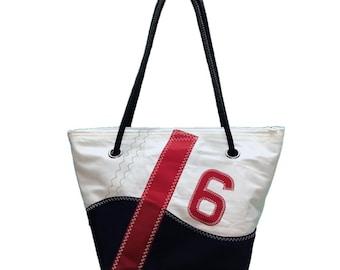 Bag 16 recycled boat sail