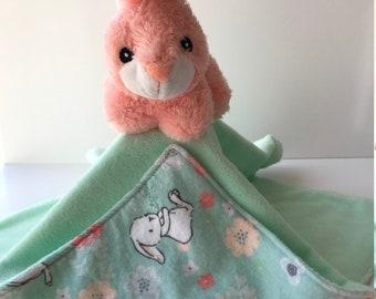 Ultra Plush and Cuddly Bunny Rabbit Lovey