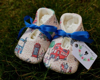 London Trip Baby shoes - Several Sizes