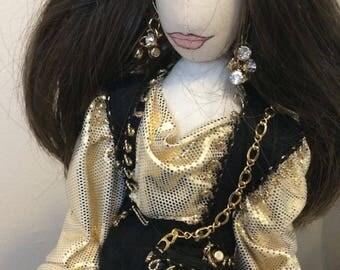Nicole: Custom Fashion Dolls by Mio