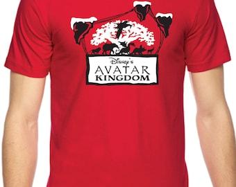 Disney Animal Kingdom Shirt - Pandora World of Avatar