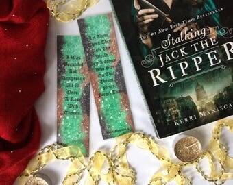 Stalking Jack the Ripper bookmark
