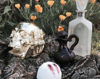 Bitten - Vampire Bath Bomb (Rose Scented)