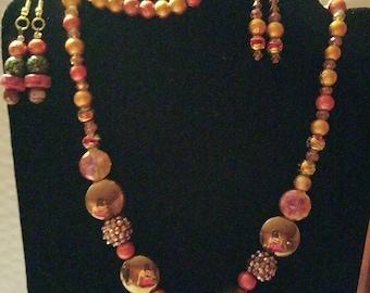 BoHo 3 Piece Jewelry Set