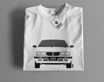 T-shirt Maserati 222 | Gent, Lady and Kids | all the sizes | worldwide shipments | Car Auto Voiture