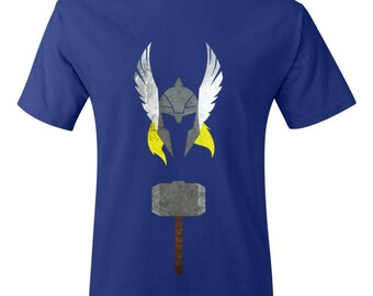 Minimalist Retro Thor Shirt