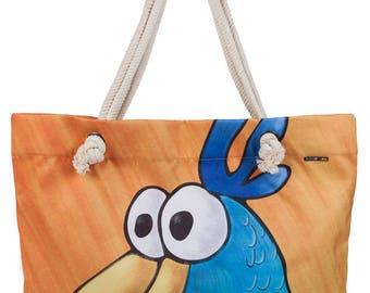Casual Designer Beach Bag