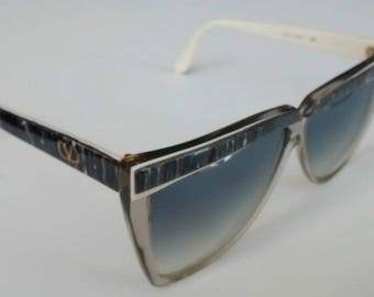 Vintage Valentino Model E38 E7 Sunglasses