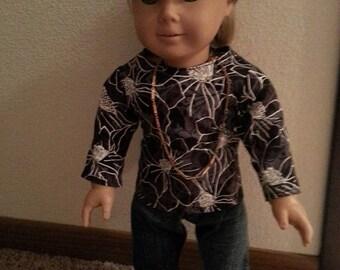 "18"" Doll Shirt and Pants"