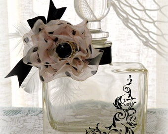 J'Adore Paris - French Chic Glass Bottle