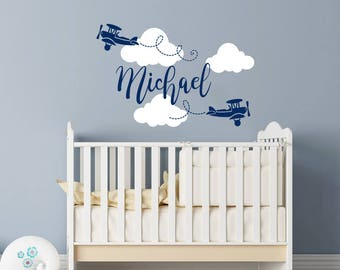 Baby Boy Wall Decal | Etsy Part 74