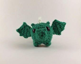 Dralloon | Fat little Dragon Amigurumi / Plush