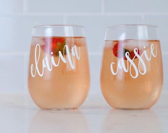custom wine glass custom wine glasses wine glass custom stemless wine glasses