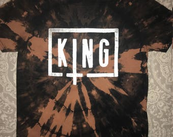 Sullivan King- Welcome to the Fire- Bleached shirt