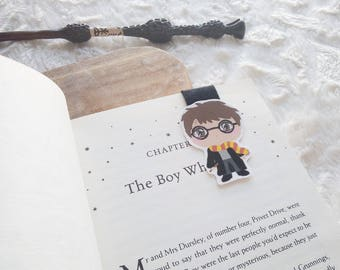Magnetic bookmark Harry Potter