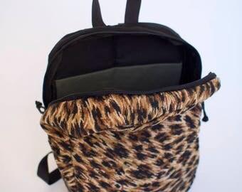 Wave Daypack, Leopard