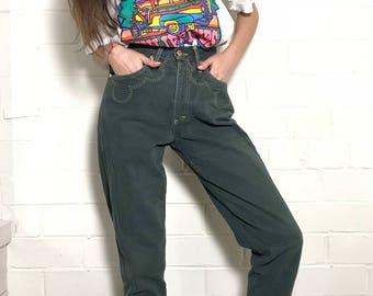 Vintage Roccobarocco Denim Pants | Women Roccobarocco Jeans Pants | Vintage Denim Jeans Pants